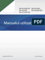 Samsung Galaxy a5 2017 User Manual