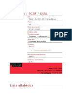 descriptores FGSR-USAL
