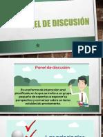 Panel de Discusión