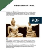Como Os Budistas Encaram o Natal