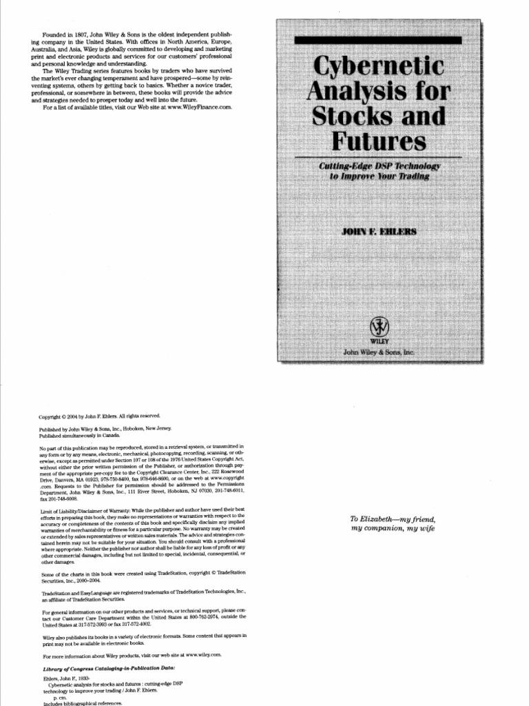 (PDF) Cybernetic Trading Strategies | Souvick Halder - blogger.com