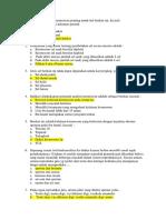 Pemeriksaan pada kromosom penting untuk hal berikut ini.docx