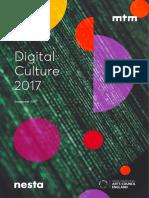 Digital Culture 2017