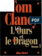 Tom Clancy - L Ours Et Le Dragon - Tome 1-eBook-Gratuit.co