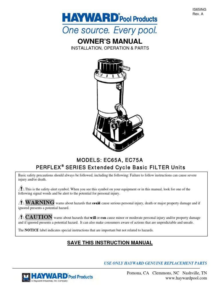 Swimming Pool Pumps Hayward Power Manual Guide
