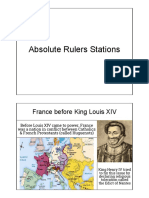 absolute rulers stations