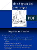 Forklift Safety Spanish