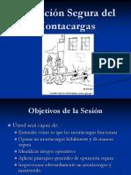 Forklift Safety Spanish