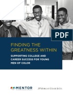 Finding the Greatness Within_Brief on College and Career Readiness April 2017