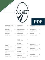 Due West Dinner (1) (1)