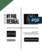 NYCEMF Program 2016