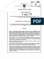 FAER - Decreto 1122 de 2008