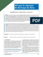 Indice de un bosque para valoracion del estado del bosque de ribera.pdf