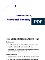 Assets and security