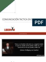Comunicación Táctica en Seguridad