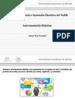 0. Presentacion Instrumentacion Didactica RRJDDA-2016