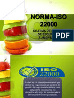 Norma Iso 22000