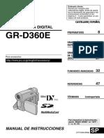 Jvc Gr d360e