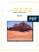 01 Road Construction on Desert Region and Coastal Areas