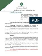 Instrução Normativa Nº 27 de 2014 1