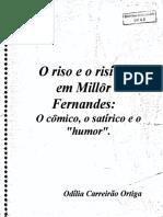 O riso e o risível em Millôr Fernandes.pdf
