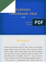Leukimia Limfoblastik Akut - PPT PBL Blok 24 - 2011 - Agnes