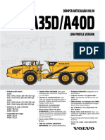 Volvo a40d y a35d