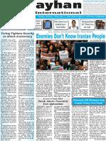 Kayhan International - Lu 1 Ene 2018