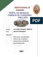 Fabrica Cuaderno Anillado Zuluetaa