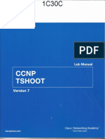 Ccnp Tshoot Version 7