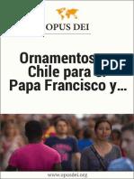 Ornamentos Para La Visita Papal Chile