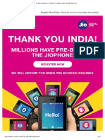 Jio Phone Booking - Pre Book Jio Mobile Online for 500 Only _ Jio