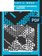 Introduction to Ordinary Differential Equations - 4th ed - Ross.pdf