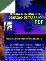 Teoria General Del Derecho de Trabajo 2013 Ok