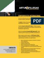 CV Arturo Villegas