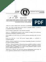 Bibliografie Pentru Ocuparea Posturilor Vacante de Referent de Specialitate