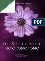 Los Secretos Del Hooponopono La Paz Comienza en Ti