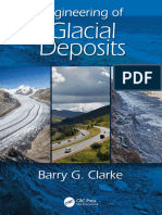 Clarke, Barry Goldsmith-Engineering of Glacial Deposits-CRC Press (2017)