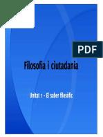 El saber filosofic.pdf
