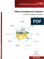 GPG246 Building Management Systems in Further and Higher Education (1998)