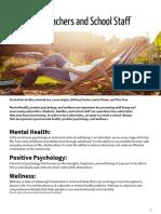toolkit i  mental health