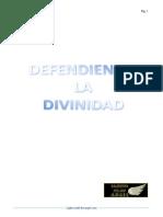 Defendiendo La Divinidad, Vance Ferrell (94)-1