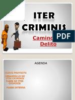 Iter - Criminis Mayumi Montalvo Bravo