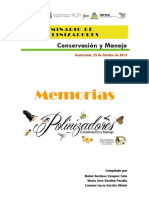 Memoria II Seminario -2013