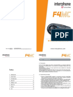 User Manual f4mc Es