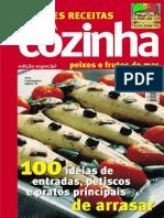 Cláudia Cozinha - GRANDES RECEITAS Peixes e Frutos Do Mar
