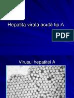 Hepatita Acuta Tip a Aventis (PPTminimizer)