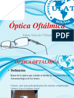 Óptica Oftálmica 1