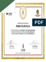 Certificado - Método CIS - Inteligência Emocional -