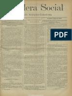 Bandera Social. 16-10-1886